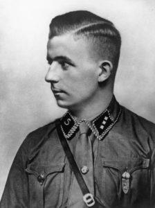 Horst Wessel (foto Bundesarchiv)