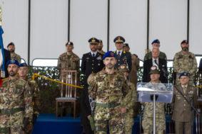 Cambio in comando al 3° reggimento elicotteri operazioni speciali Aldebaran (foto esercito italiano)