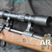 k98 sniper, le armi della seconda guerra mondiale