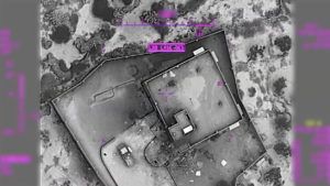 Raid Al baghdadi forze speciali Usa (fonte Pentagono)