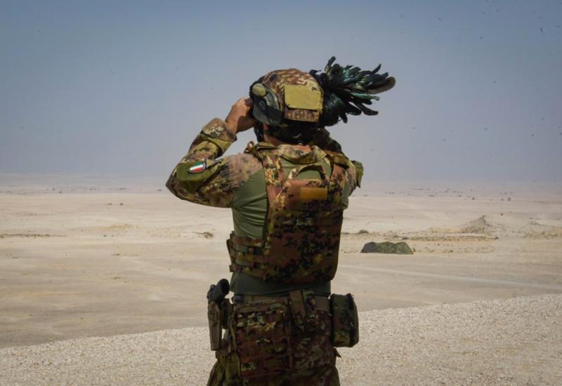 Esercitazione Nasr 19 (foto Esercito Italiano)