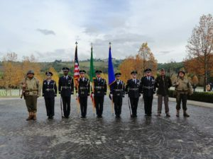 Veterans Day Cimitero Falciani (foto Ironman Battalion Italian Chapter of 34th infantry division)