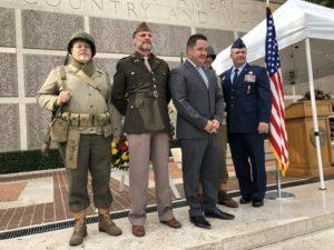 Veterans Day cimitero Falciani
