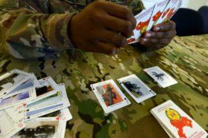 Le carte da addestramento dell'Us Army (Ph Us Army)