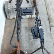Breda mod. 30 mitragliatrice regio esercito (foto Fabrizio Morviducci)