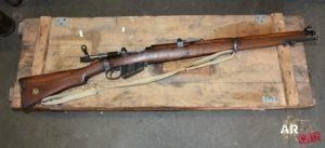 Lee Enfield SSA 1917 peddle scheme (foto Armymag.it)