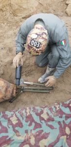 artificieri 2 reggimento genio (foto Esercito Italiano)