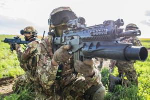 Soldati italiani, Sistema SIC esercito italiano (foto Esercito Italiano)