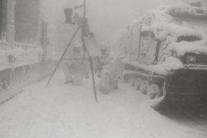 test di articità in camera climatica (foto Esercito italiano)