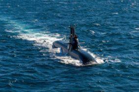DYNAMIC MANTA 18 foto Marina Militare