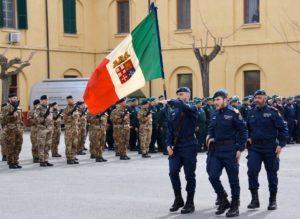 Cerimonia palombari Varignano Marina Militare