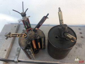 La S-mine o Schrapnellmine, le armi della seconda guerra mondiale