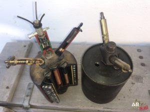 La S-mine o Schrapnellmine, le armi della seconda guerra