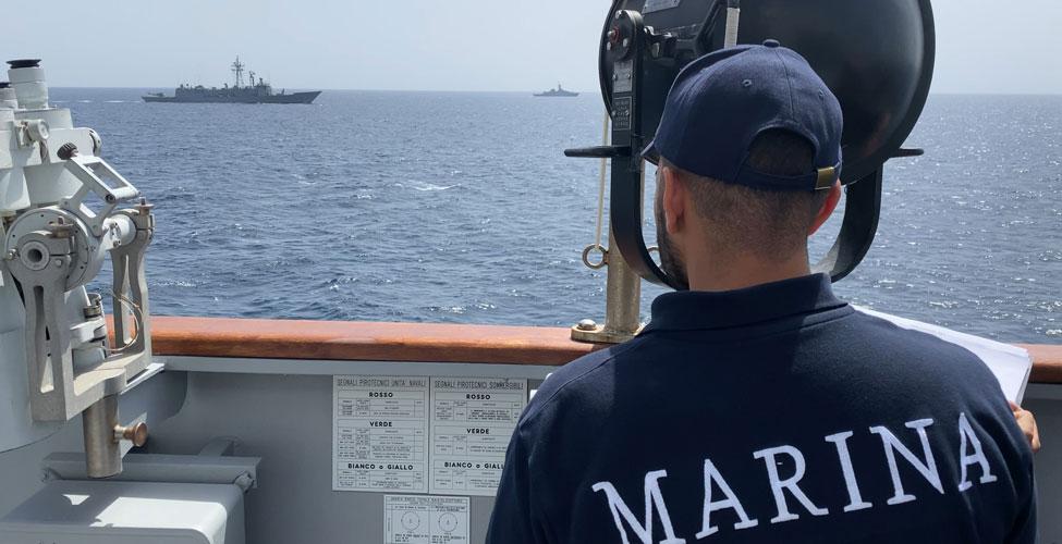 Nave Bergamini (foto Marina Militare)
