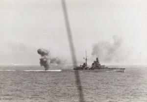 Gli scontri in mare a capo Matapan