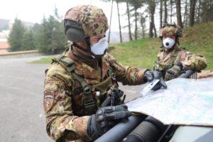 KFOR, missione in Kosovo, Esercito Italiano