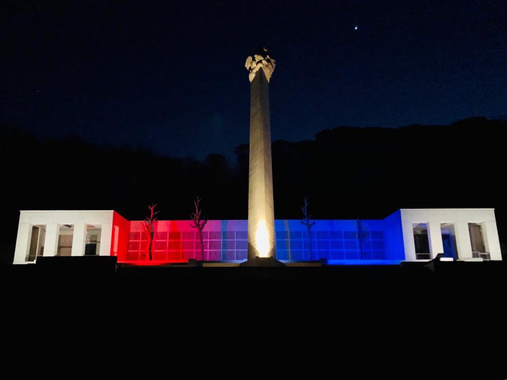 cimitero di guerra americano