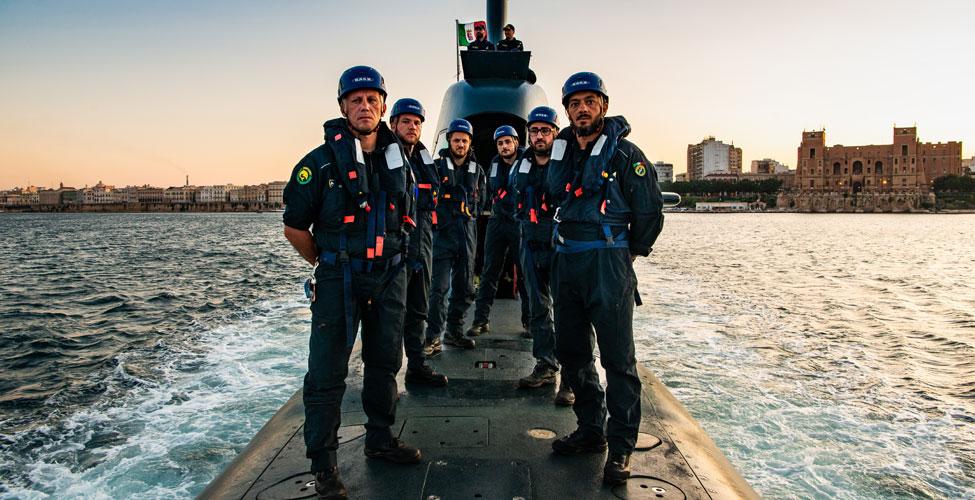 Sommergibili, sommergibilisti marina militare