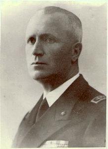 L'ammiraglio Angelo Iachino