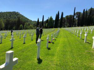 Memorial day 2020 al cimitero dei falciani
