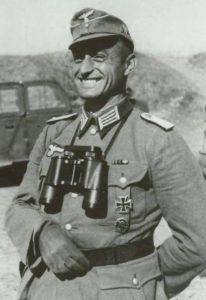 Josef Gangl il maggiore tedesco che si unì agli alleati
