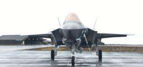 Northern Lightning II F35 aeronautica militare