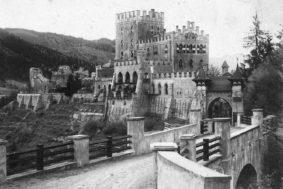 Itter Castle, Il castello di Itter