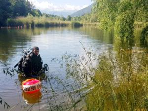 Bonifica Lago di Varna Marina Gos Julia Alpini