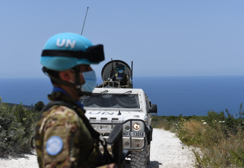 Unifil, esercito italiano