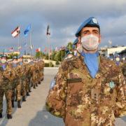 Unifil, United Nation medal per i militari italiani