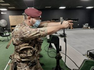 Simulatore EST per il Nembo (foto Esercito Italiano)