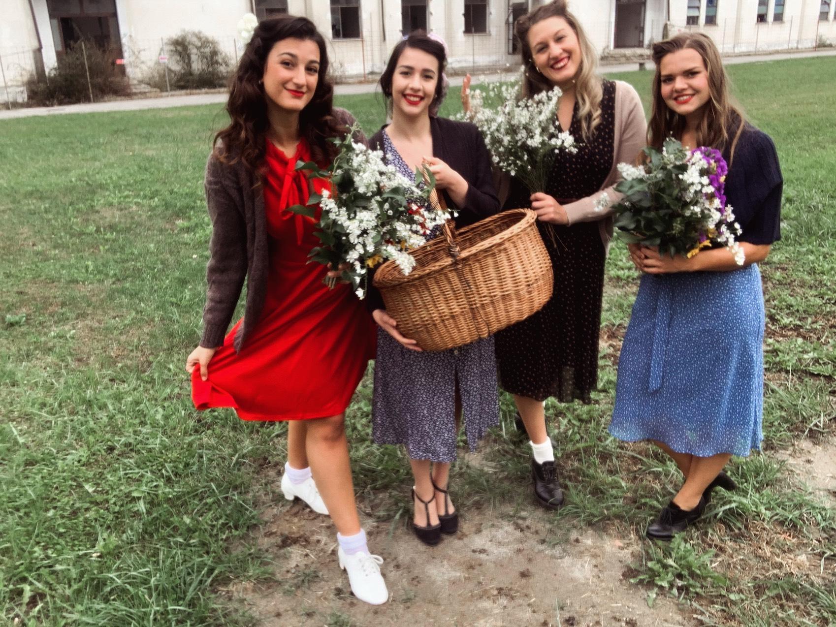The april daisis, rievocazione storica