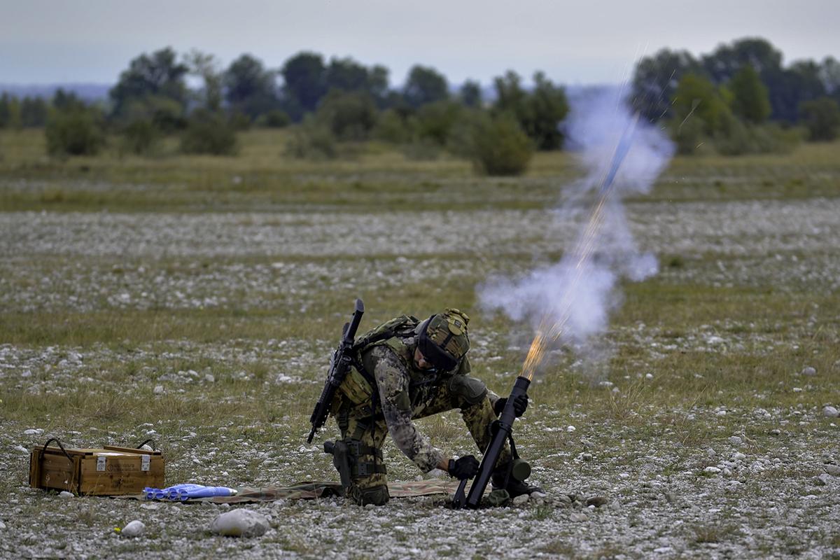Brigata Friuli e Aves in esercitazione (foto Esercito Italiano)