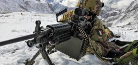Alpini Tridentina mountain warfare (foto Esercito Italiano)
