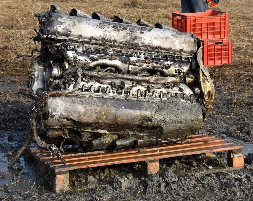Spitfire polesine Associazione aerei perduti