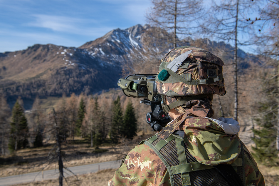 Winter Breeze 2020 Alpini Julia (foto Esercito Italiano)