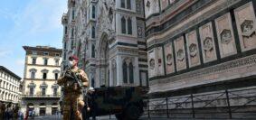 Il reggimento Nembo al comando di Strade Sicure