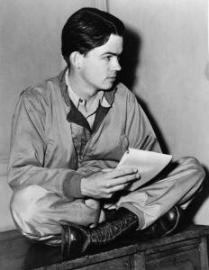 Bill Mauldin (Library of Congress)