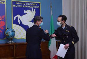 Master all'Isma comandante generale Floreani