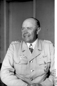 Il feldmaresciallo Albert Kesselring (foto Bundesarchiv)