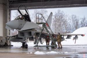 Aeronautica Militare, Baltic Thunder