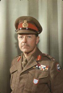 Il generale Harold Alexander )foto IWM)