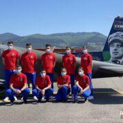 Familiarizzazione al volo scuola Douhet