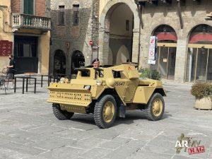 Colonna della libertà 2021 Cortona, Foiano della Chiana