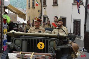 Radda in Chianti rievocazione visita Re Giorgio VI, Gotica Pistoiese