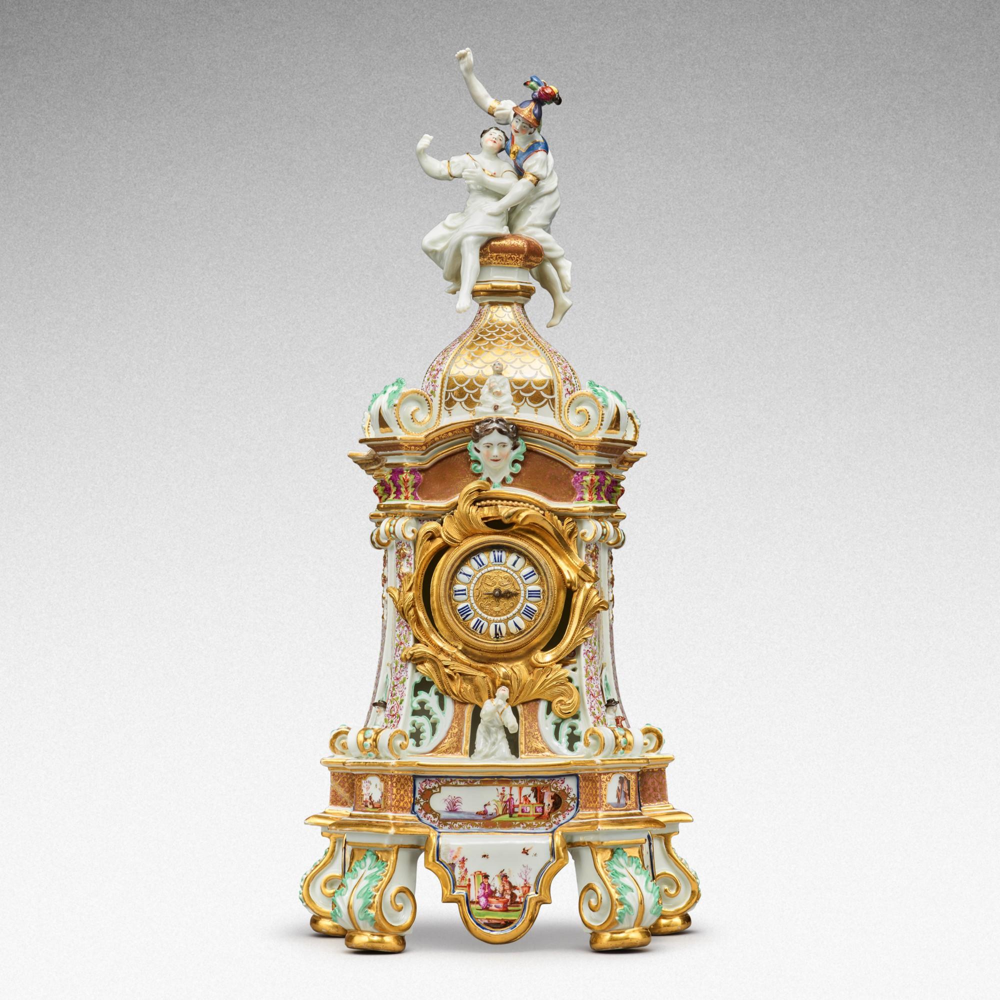 I pezzi della collezione di porcellane Meissen (Sotheby's)