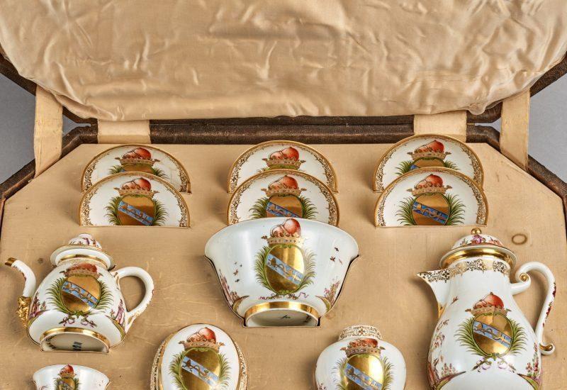 I pezzi della collezione di porcellane Meissen della famiglia Morosini (Sotheby's)