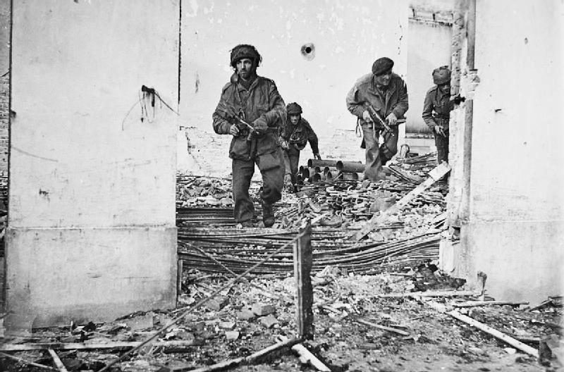 Parachute Regiment Market Garden IWM